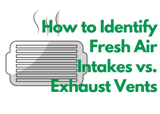 How to identify fresh air intakes vs exhaust vents acclaimed heating cooling furnace cleaning