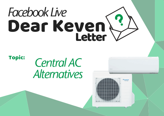 Dear Keven Letter Central AC Alternatives Keven Lackey