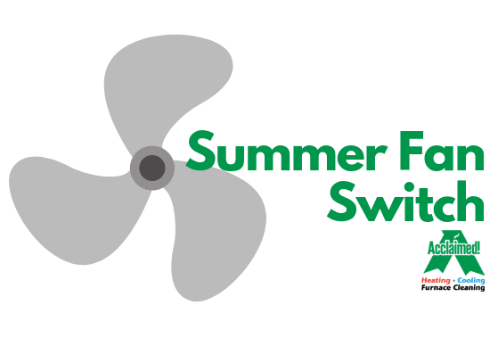Summer Fan Switch Acclaimed Heating Cooling Furnace Cleaning