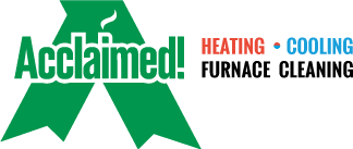 Acclaimed! Heating Cooling & Furnace Cleaning
