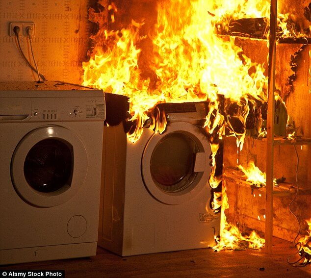 Dryer Fire Prevention Edmonton Dryer Vent Cleaning