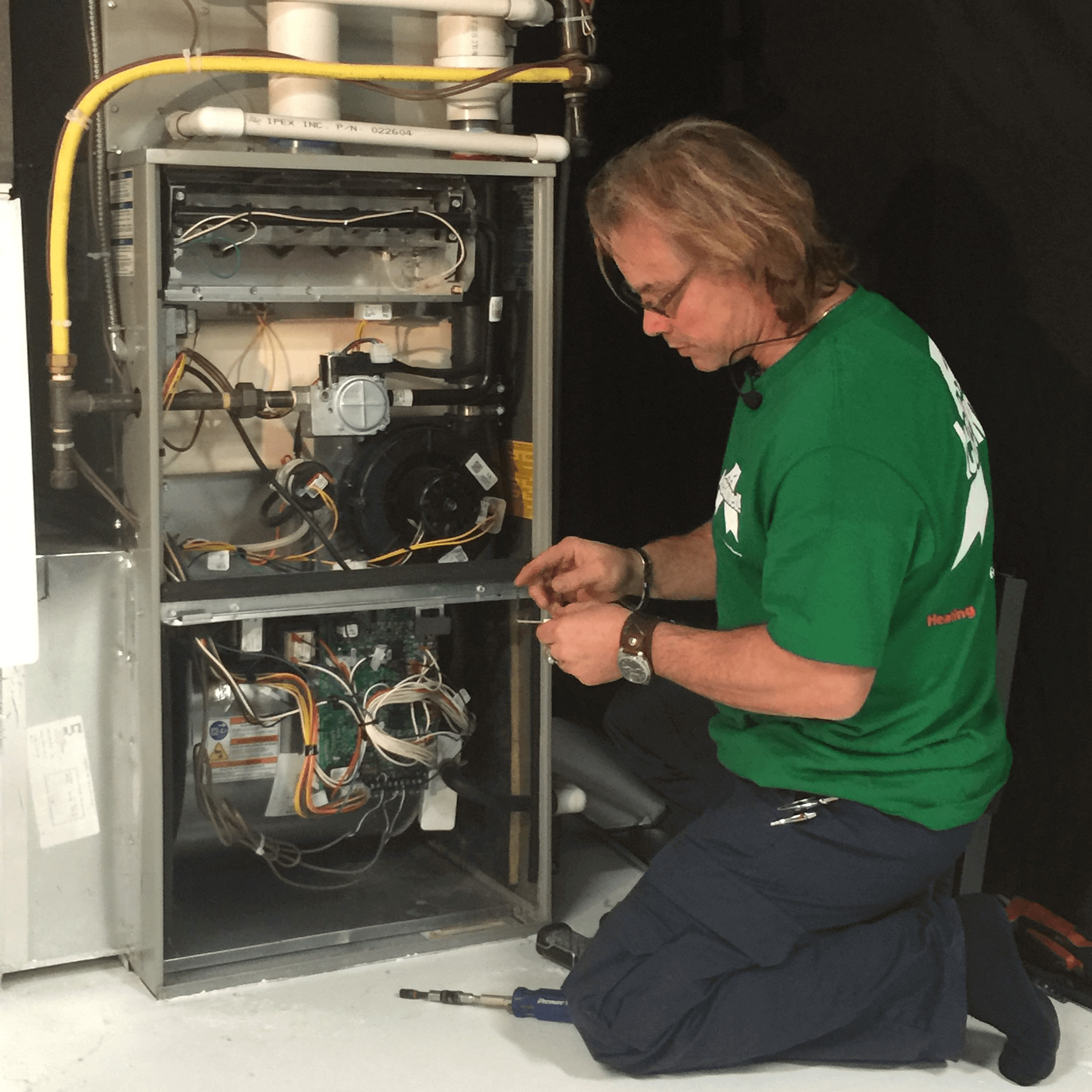 Furnace Preventative Maintenance Services Edmonton