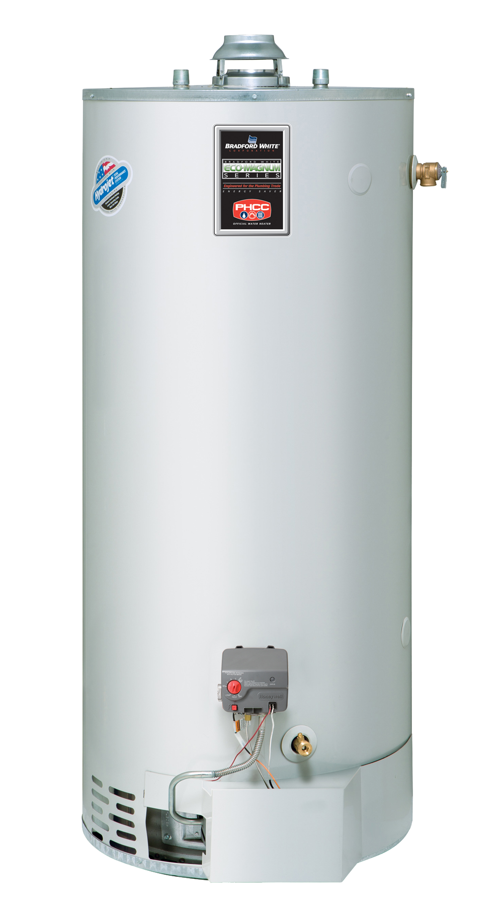 Bradford White Hot Water Tank PNG