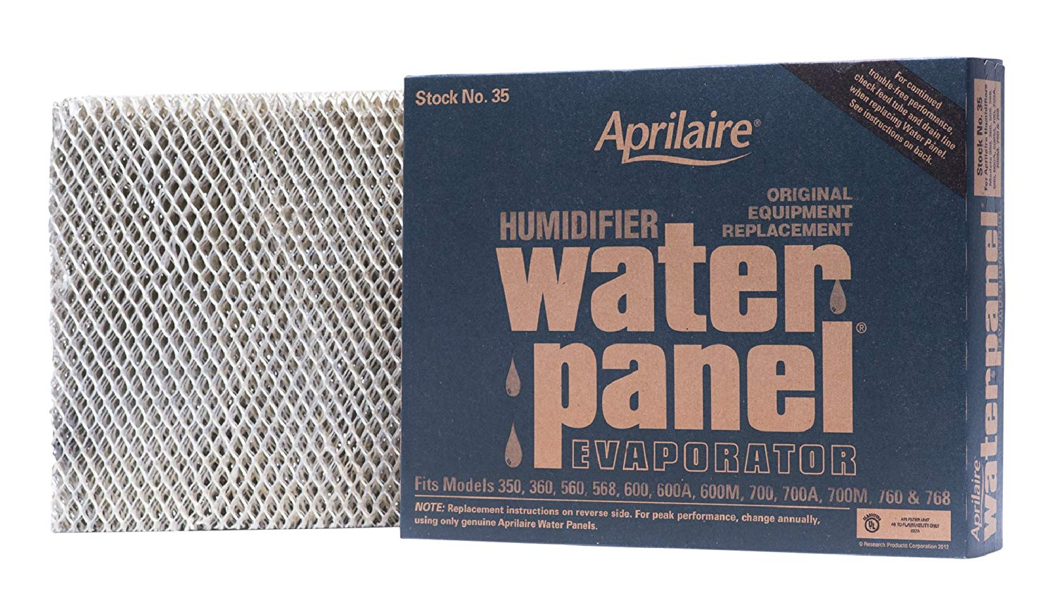 Aprilaire Evaporator Pad PNG